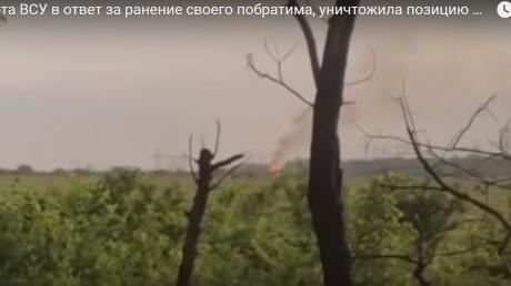 Слава Украине, у***дки: Возле Горловки идут горячие бои, все пылает - ВСУ наносят смертельные удары, враг бежит - кадры