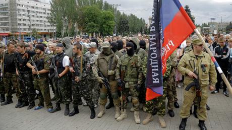 ЛНР, Украина, ультиматум, ДНР, полная, боеготовность