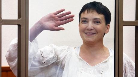 Судный день - 2: как Савченко доставляли на оглашение приговора