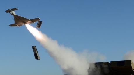 Армения заявила о появлении в Нагорном Карабахе израильского дрона-самоубийцы