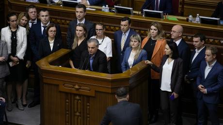 """""""Голос"""" предложил решить проблему Донбасса непопулярным способом"""