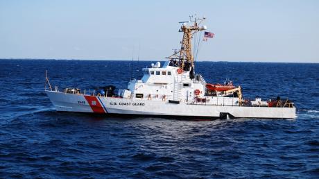 Два боевых корабля США, переданных Украине, срочно плывут в Одессу и готовятся к военным действиям