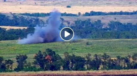 армия россии, террористы, потери, взрыв, камера, донбасс, лнр, днр, россия, оос, армия украины, видео, война на донбассе