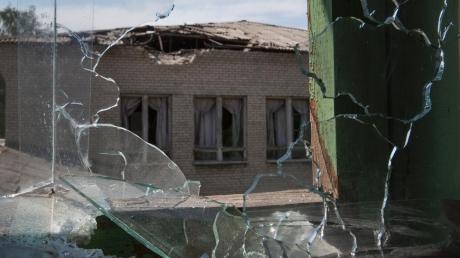 В Донецке из-за обстрела погиб мирный житель