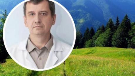 В Карпатах оборвалась жизнь Юрия Яминского, известного украинского нейрохирурга