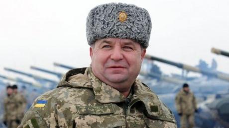 Степан Полторак прошел люстрационную проверку