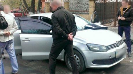 Коррумпированный замначальника хмельницкой полиции арестован с поличным в момент получения взятки