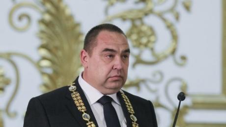 Указ главы ЛНР Плотницкого о прекращении огня. Документ