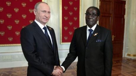 """Отчаянный шаг безысходности: Россия и Зимбабве собирались бороться с """"аморальными санкциями"""""""