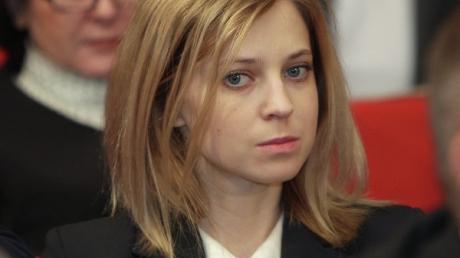 Поклонская обещает 15 суток каждому, кто отрицает наличие света в Крыму