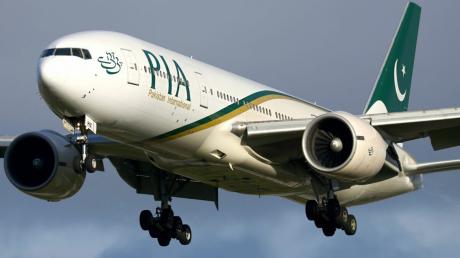 Пакистан, рухнул, самолет Airbus 320,