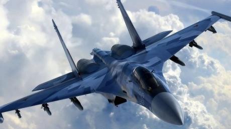пушков, ввс сша, самолеты, су-27, россия, происшествия, перехват RC-135, политика