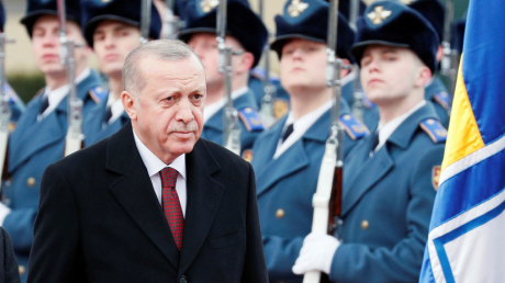 """""""Разве Украина не свободная страна?"""" - Президент Турции Эрдоган объяснил приветствие """"Слава Украине!"""""""