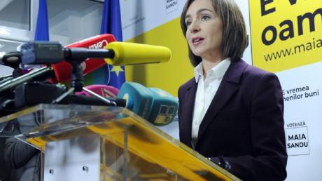 """""""Россия должна уйти"""", – Майя Санду призвала Украину не повторять ошибок Молдовы"""