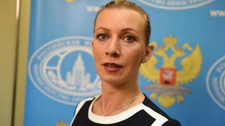 Россия, МИД РФ, политика, общество, Мария Захарова, скандал