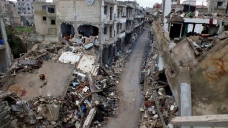 Военный конфликт в Сирии. Хроника событий 21.03.2016