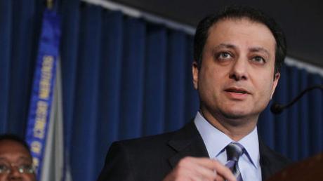 """CМИ: делом о """"панамских документах"""" займется инициатор громких финансовых расследований в США прокурор Приит Бхарара"""