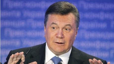 Янукович обвинил Германию, Францию и Польшу в украинском кризисе