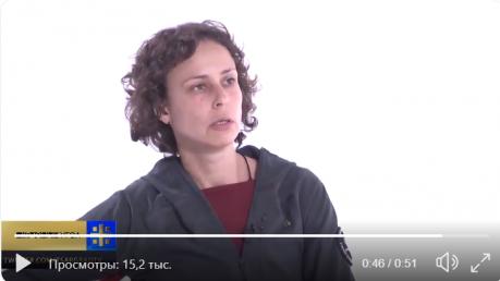 """Чичерина на росТВ потрясла заявлением об """"укропах"""" и """"чернокожих на Донбассе"""" - видео вызвало грандиозный скандал"""