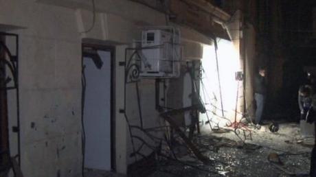 МВД Украины квалифицировало взрыв в Одессе как теракт