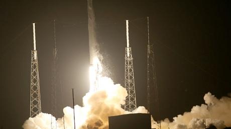SpaceX, Falcon, маск, ракета, посадка,космос, носитель