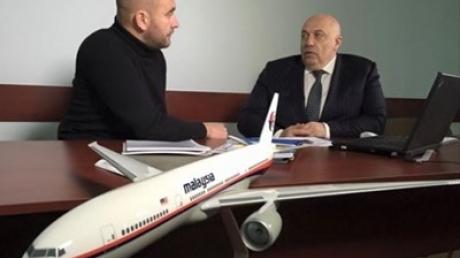 Киллер пытался расстрелять главного эксперта по делу о крушении Boeing-777 на Донбассе Александра Рувина