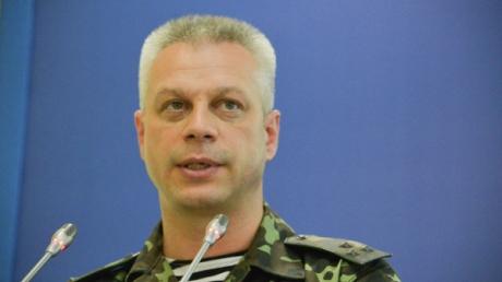 Лысенко: Вопреки перемирию, Россия продолжает вооружать боевиков на Донбассе