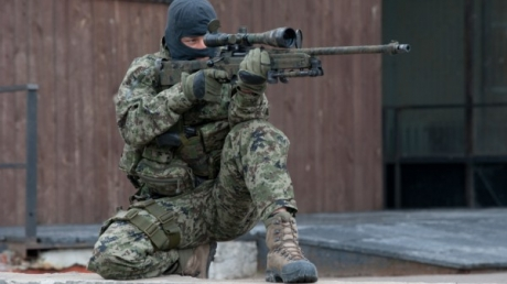 Под Мариуполем позиции сил АТО обстрелял снайпер, - АТЦ
