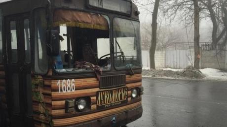 В Донецке из-за обстрелов остановлено движение транспорта, - горсовет