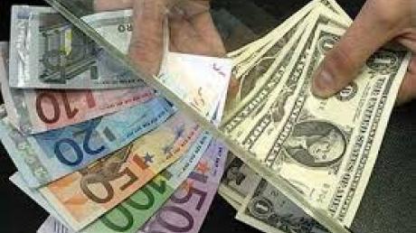 НБУ повысил курс доллара и евро