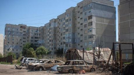 Житель Луганска: 11 сентября обещают начать выдачу паспортов ЛНР, а на подъезде к Луганску включается российский роуминг