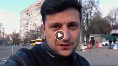 Зеленский призвал избирателей помочь выбрать нового премьера, генпрокурора и главу СБУ - видео