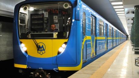В Киеве участок метро от Шулявской до Крещатика остался без сообщения