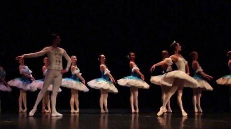 """Американская клиентка для """"Миротворца"""": в оккупированном Крыму выступила балерина из Нью-Йорка"""