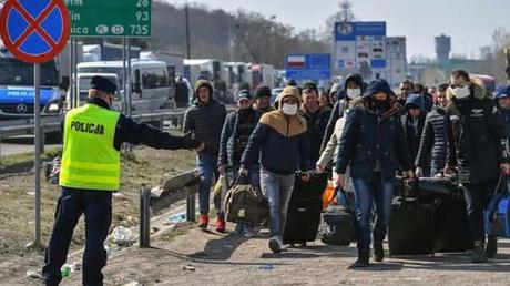 Границы, Пункты пропуска, Украина, Как пересечь.