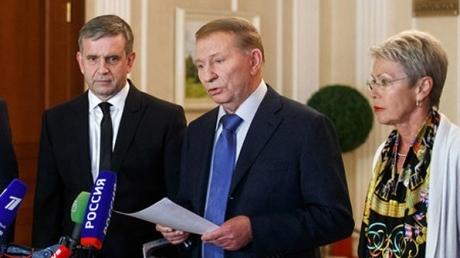 Во вторник состоится скайп-конференция трехсторонней контактной группы, - пресс-секретарь Кучмы