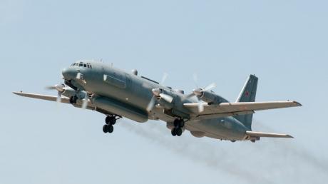 Сирия, Россия, армия, самолет, сбит, Асад, Ил-20