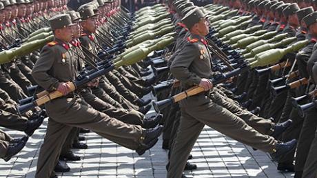 Северная Корея пригрозила дать ответ на военные учения США и Южной Кореи