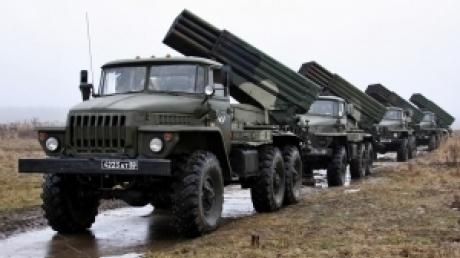 Украина сегодня начинает отвод орудий в зоне АТО, - Генштаб