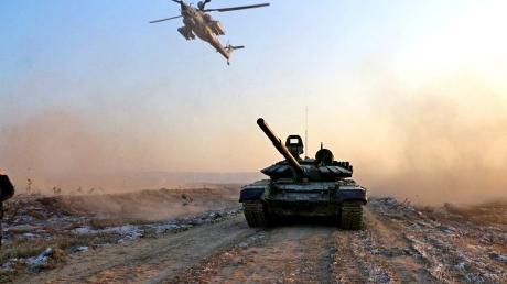 Военный конфликт в Сирии. Хроника событий 30.03.2016