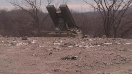 Посол США продемонстрировал российскую систему ПВО под Дебальцево