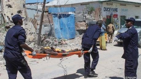 сомали, происшествия, трагедия в мечети