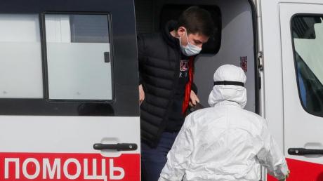 Россия, коронавирус, оперативный штаб, данные, количество смертей, общество