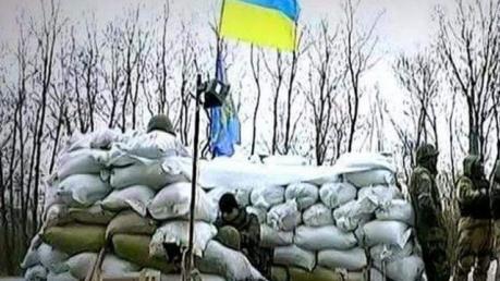 восток Украины, зона АТО, пропуска, автобусы, ДНР, война в Донбассе, армия Украины, ВСУ