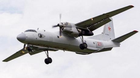 Потерпевший крушение российский Ан-26 чуть не рухнул на головы мирным сирийцам - подробности
