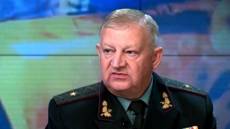 Генерал Розмазнин по приказу Президента отправился в Дебальцево