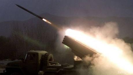 """""""Айдар"""": террористы обстреляли Луганск новым мощным тактическим оружием"""