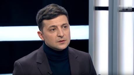 Украина, Выборы, Политика, Интервью, Зеленский.