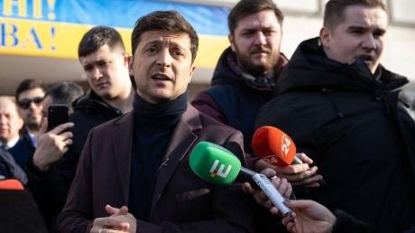 Украина, политика, выборы, зеленский, кандидат, порошенко, тимошенко, бойко, итоги