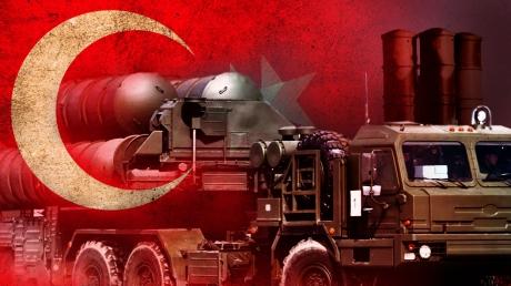 США, Турция, Сирия, Дамаск, Конфронтация, Помощь, Условие, ПВО, С-400, Развертывание